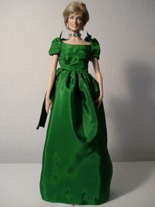 . One of the dolls of the people's princess @