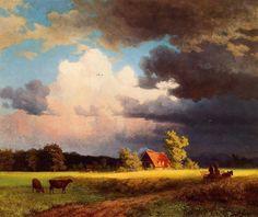 landscape paintings - Buscar con Google