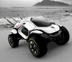ATV's and UTV's of the future