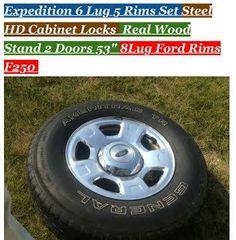 For Sale Trade Ram Dodge Truck Rims 17 Aluminum Wheel Goodyear