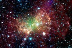 Dumbbell Nebula.