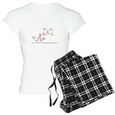 Rest In Him Women's Pajamas by EphphataClothing on Etsy