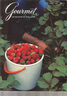 Gourmet 1981 June, Southern Spain, Sweden's Waters, Ramblings from Drovers, Chicken Wings, Coastal Maine, A Bachelor Dinner, Summer Luncheons, Compound Butters