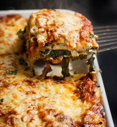 Vegetarian Lasagna | 16 Of The Most Delicious Homemade Lasagna Recipes