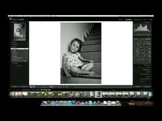 Converting to black and white (with style) video tutorial #tutorial #photography