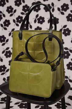 オーラ・カイリー2016AW コレクション Gallery4 Fashion Accessories, Fashion Bags, Orla Kiely,  Bago 07d6fd4a21