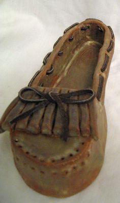 Ceramic Shoe
