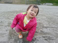 sand playing 連拍