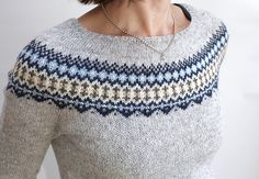 Ravelry S Ingrid Pullover Recipes Knitting Knit Fair Isle Knitting Patterns, Knit Patterns, Icelandic Sweaters, Knit Art, Pulls, Knit Crochet, Creations, Sweaters For Women, Couture