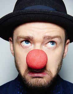 Les Instagram de la semaine Justin Timberlake joue les clowns