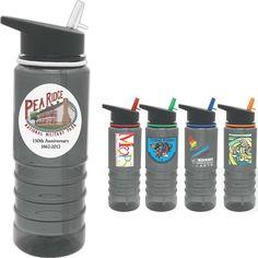28 oz flip straw bottle from www.schoolspiritstore.com