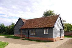 Barn conversion Harewood Suffolk