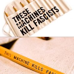 These machines kill fascists on @Fab  by: You and me the royal we