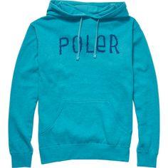 Poler Furry Font Pullover Hoodie - Men's