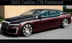 """BTW- a Cadillac """"selling like hotcakes"""" should never again be a driving force within the Company."""" Description from gminsidenews.com. I searched for this on bing.com/images"""