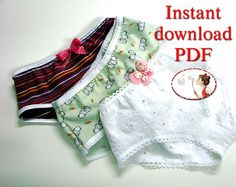 Hey, I found this really awesome Etsy listing at https://www.etsy.com/listing/95888104/sewing-pattern-for-girls-panties