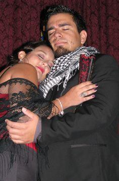 "Sita Nadathur and Jean Carlos Martinez sing a love duet from the zarzuela ""Los Claveles."""
