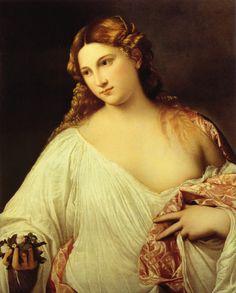 Flora - Titian