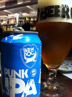 Punk IPA!!