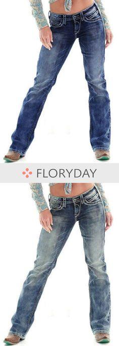 Straight Cotton Jeans Pants & Leggings, jeans pants, long pants, straight pants, new fashion, fashion clothings.