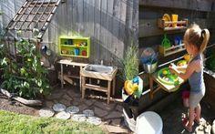 Aby se vaše děti na zahradě nenudily