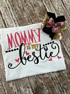 Cute tee for moms!