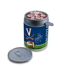Can Cooler - Silver/Gray (University of Virginia - Cavaliers) PT Sports