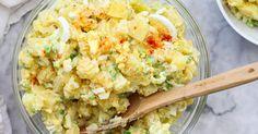 La MEILLEURE salade de pommes de terre qui existe sur terre!