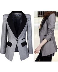 women blazers jackets blaser feminino jacket coat