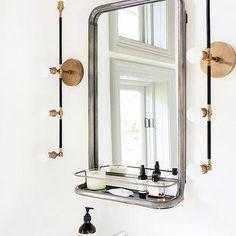 Apparatus Studio Vanity Sconce, Modern, Bathroom
