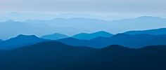 Blue Ridge Mountains: Blue Ridge Mountains