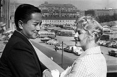 European American, Hilario, Lassi, Old Hollywood Glamour, Helsinki, Manila, Finland, Philippines, 1950s