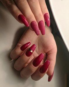 40 + Fashionable Nail Art Designs 2018