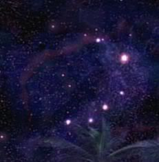 """... from the movie is Corona Borealis, the """"Northern Crown,"""" which is a crescent-shaped group of stars near Hercules, and has been known of since Ptolemy:"""