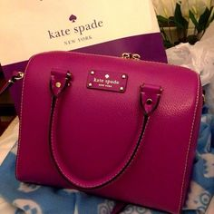 Kate Spade Purse #Kate #Spade #Purse, Only $39.9,Kate Spade Bag is on clearance sale,the world lowest price. The best Christmas gift