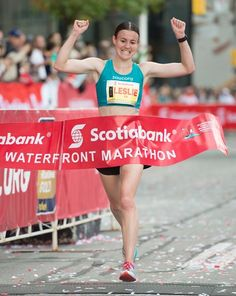 RunnersWeb  Athletics: Sexton and Woodfine Claim Canada Running Series Titles in banner year
