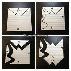 tessellation step 1