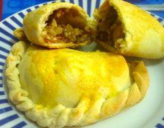 Eleni's Culinary Journey: Christmas/La Canadiana Empanada