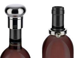 Noe Wine Accessories By Giulio Iacchetti for Alessi