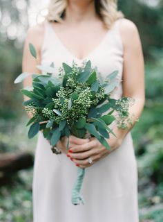 """This Wedding Fits """"Understated Elegance"""" to a T"""