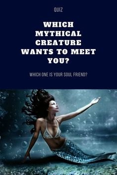 People have wanted to find proof of mythical creatures for centuries. But, which mythical creature would be interested in meeting you? Take this quiz and find out. Disney Princess Quiz Buzzfeed, Mermaid Quizzes, Friendship Test, Fun Personality Quizzes, Goddess Names, Playbuzz Quizzes, Soul Friend, Quizzes For Fun, Fun Test