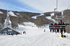 Massanutten Ski Resort, VA