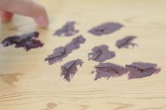 how to print with contact paper - see kate sew