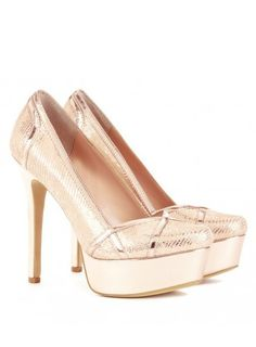 www.solesociety.com, Rose Gold Pumps, bride, bridal, wedding, wedding shoes, bridal shoes,