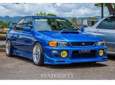 LEGEND gC8 subaru .