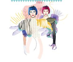 Horoscope Signs | Glamour Mag on Behance