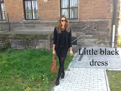 Check out new look by Andrea on our blog: http://smilewithstyle1.blogspot.cz/2013/09/little-black-dress.html