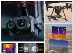 10 Thermal Vision Cameras For Drones And How Thermal Imaging Works Latest Drone, New Drone, Drones, Drone Quadcopter, Drone Technology, Technology Articles, Electromagnetic Spectrum, Thermal Imaging Camera, Concept
