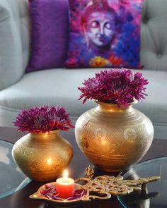 Desi décor style., hand down treasures, heirloom pieces, Indian brass décor, Indian décor, Indian home décor, Indian Inspired Décor, Indian home, brass vignettes, antiques, vintage