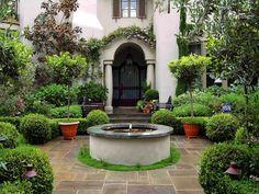 gartengestaltung kleine gärten